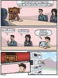 Memes On Pubg Mobile