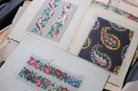 Berlin Wool Work Charts A Collection Of Designs For Berlin Woolwork 19th Century