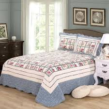 100 cotton king size quilts cotton patchwork quilt set king size quilts quilted bedspread bed cover