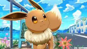 Pokemon - Eevee HD wallpaper download