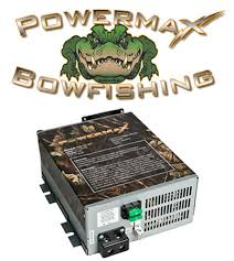 bowfishing sponsors powermax converters PM4 Logo at Powermax Pm4 35 Wiring Diagram