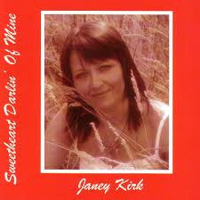 Scotcountryalbums: Janie Kirk - Sweetheart Darlin' Of Mine