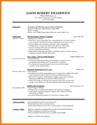 Advanced Resume Format Amusing Word Doc Free Job Templates