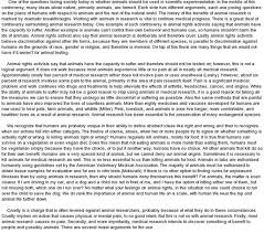 testing essays essay on animal testing pros and cons echeat