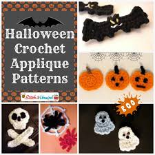 Crochet Halloween Patterns Magnificent Inspiration