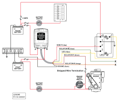 blue sea systems ml acr automatic charging relay manual control wiring diagram