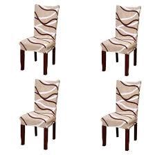 PASSIONS <b>2PCS</b>/4PCS tretch <b>Dining Chair</b> Covers Removable ...