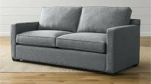 new crate and barrel loveseat down blend sofa reviews crate and barrel for sofas plans 3