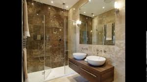 Some of the best small bathroom ideas are all about creating space for storage, including your soaps and bottles. Small Ensuite Bathroom Designs Youtube