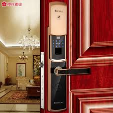 home security door locks. Perfect Security Sakura DZ8077 Intelligent Touch Fingerprint Door Lock Home Security  Entrance Doors Password To Home Security Door Locks