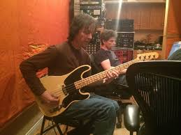 Vonda Shepard - Some photos of Jim Hanson, playing bass on... | Facebook