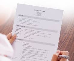 Salesforce Developers Sample Resume CV jobs