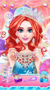 princess dress up and makeover games screenshot 11