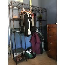 exquisite nice seville classics expandable closet organizer