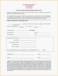 10 payment authorization form loan application form payment authorization form ach auth form one time payment jpg