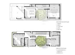 House Design Ground Floor Plan Gallery Of I House Gooseberry Design 28