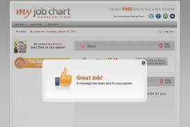 Free Online Job Chart For Kids