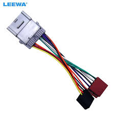 car stereo wiring adapter car radio player wiring harness audio stereo wire adapter for sony car