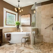 Small Picture Roll in shower free standing tubHouzz Home Design