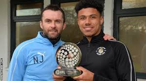 Analysis justin has racked up 18 crosses (four accurate) in his last five contests while earning one assist. James Justin Luton Town Defender Wins Efl Young Player Of The Month Award Bbc Sport