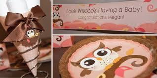 Owl Theme Personalized Glass Jar Baby Shower Favors  Favor Favor BabyOwl Baby Shower Decor