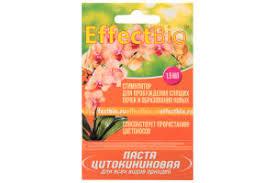 <b>Паста цитокининовая EffectBio</b> для орхидей, 1.5 мл ...