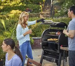 Barbecue à pellets Weber Smokefire EX4 - Dès le 3 mars