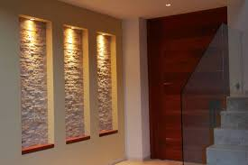 Small Picture Modern Decor Wall Ideas Interior Design Modern wall Stone