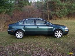 2005 Northern Green Volkswagen Passat GLX Sedan #21631548 Photo #4 ...