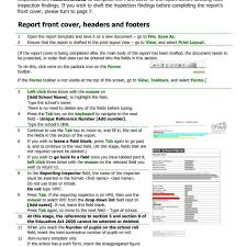Free Home Inspection Report Template Free Business