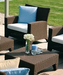 elegant outdoor furniture. elegant and durable woven fibres sofas for outdoor furniture design ideas by frank boschman kris s