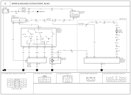 repair guides wiring diagrams wiring diagrams (2 of 30 Ford Rear Wiper Motor Wiring Diagram wiper & washer system (front, rear) (d) (2003) 2005 Ford Explorer Wiper Motor Schematic
