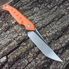 <b>Нож</b> SRM <b>Sanrenmu S761</b>-4 Orange: продажа, цена в Кривом ...