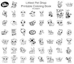 Small Picture Quirky Artist Loft Littlest Pet Shop Free Printable Coloring Book