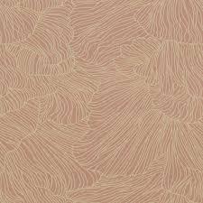 Ferm Living Behang Coral Roze Beige 53x1000cm Wonenmetlefnl