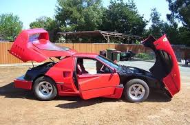 For sale ferrari f40 replica a beautiful example of the famous fortieth anniversary car based on a clean. 20 000 Ferrari F40 Replica For Sale In Australia