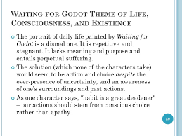 drama ii modern drama lecture ppt video online  29 waiting for godot