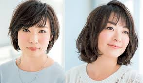 若々しさと華やかさが増えて小顔になる大人の女性がすべき2つの前髪