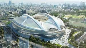 2020 Olympics Stadium Design Tokyo Olympic Stadium New National Stadium Japan Rail Pass