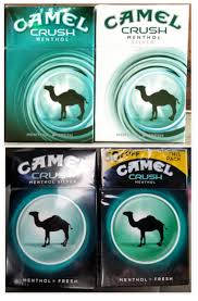 Camel Crush Menthol Lights No Wonder I Got The Wrong Cigarettes Today At The Store