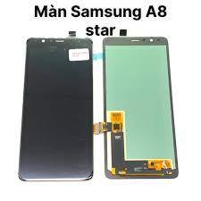 MÀN HÌNH ĐIỆN THOẠI SAMSUNG A8 STAR OLED 2IC - TẠI LINH KIỆN NAM VIỆT  MOBILE .