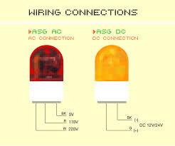 led beacon wiring diagram led image wiring diagram asg large rotary beacon signaworks on led beacon wiring diagram