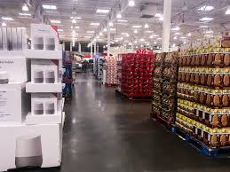we visited a costco in westchester county new york and found that it had a much bigger selection of everything than bj s whole club
