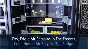 jenn air built in refrigerator. jenn-air 42-inch built-in french door refrigerator (jf42nxfxde) - tasco product showcase youtube jenn air built in j