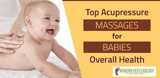 Reflexology For Babies Chart 8 Best Acupressure Massage Points For Babies Health