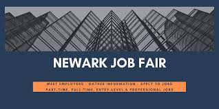 Graphic Design Jobs Newark Nj Newark Career Fair November 5 2018 Job Fairs Hiring