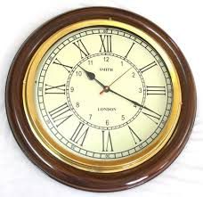 16 inch big wall clock for living room