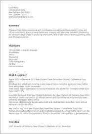Resume Editing Online Resume Copy Of A Template Editor And Paste Templates Top For