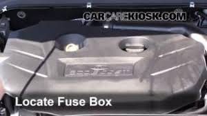 interior fuse box location ford fusion ford blown fuse check 2013 2016 ford fusion