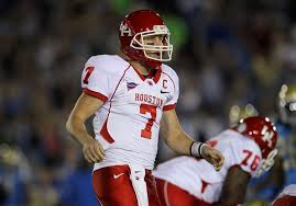 Houston Cougars Depth Chart Five Reasons Why Case Keenum Should Hang Up The Cleats At